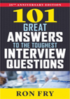 101 Great Answers to the Toughest Interview Questions