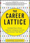 Career Lattice: Combat Brain Drain, Improve Company Culture, and Attract Top Talent