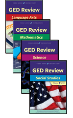 The Complete GED Review Series