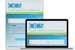 Career Intake & Counseling Scale: Setting Goals for Attaining Career Success