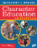 Character Education Activities Instructor's Manual