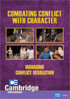 Combating Conflict with Character - Managing Conflict Resolution Streaming Video