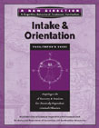 Intake and Orientation - Facilitator's Guide