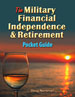 Military Financial Independence and Retirement Pocket Guide (Set of 25)