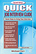 Quick Job Interview Guide - 5 Packs