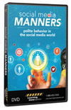 Social Media Manners: Polite Behavior in the Social Media World - DVD (CC)