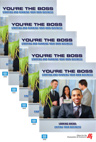 You're the Boss: Starting and Running Your Own Business - 5 DVDs (CC)
