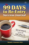 99 Days to Re-Entry Success Journal - Set of 25