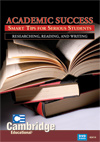 Academic Success: Smart Tips for Serious Students - Researching, Reading, and Writing - DVD