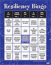 Resiliency Bingo (Adult Version)