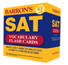 New SAT Vocabulary Flash Cards