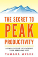 Secret to Peak Productivity