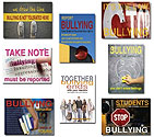 Bullying Behavior Series - 8 Posters