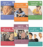 Bullying Take a Stand Poster Series (Spanish Version) - 6 Poster Set