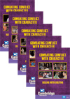 Combating Conflict with Character - 5 DVDs (CC)
