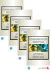 Communication Essentials - 4 DVD Series