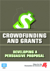 Crowdfunding and Grants - Developing a Persuasive Proposal - DVD