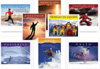 Freeze Frame (Spanish) Poster Set - 8 Posters