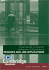 From Parole to Payroll: Resumes and Job Applications DVD