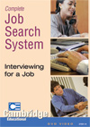 Complete Job Search System - Interviewing for a Job DVD