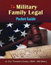 Military Family Legal Pocket Guide (Set of 25)
