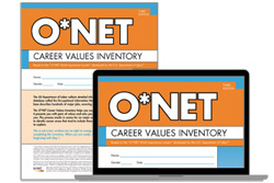 O*Net Career Values Inventory