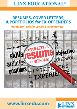 Resumes Cover Letters And Portfolios For Ex Offenders