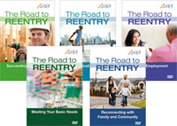 Road to Reentry DVD Series - 5 DVDs